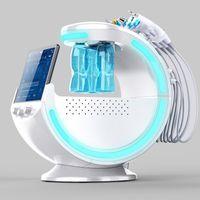 2020 Hydrafacial Hydrafacial Hydrodermabrasion Microdermoabrasão Máquina Facial Cuidados com Pele Appliances Facial Limpeza Cleaning Dots Máquina