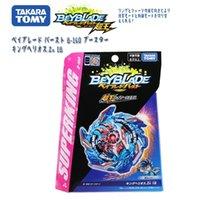 Original Takara Tomy Beyblade Burst B-160 Booster King Helios .zn 1b 160 Spielzeug für Jungen 6 Jahre Kinder LJ201216