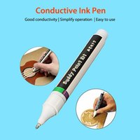 Elecrow Проводящая чернила ручка электронная интегральная схема нарисовать волшебный 3D-принтер ручка DIY студент дети образования обучения подарки Y200428