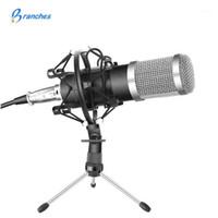 Microfoni BM-800 Kit microfono professionale condensatore: microfono per computer + supporto + Cappotto in schiuma + cavo come BM 800 BM8001