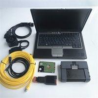 Pour l'outil de programmation de diagnostic BMW avec scanner ICOM A2 B C 3in1 Plus 1TB HDD V2021.06 dans d630 Ordinateur portable utilisé 4G
