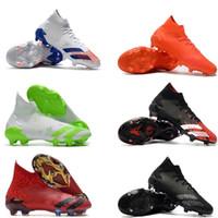 2020 لكرة القدم أحذية عالية المفترس 20+ Laceless ADV التنين طبعة محدودة الأساسية صدمة الشباب الكبير الاطفال رجل محلية حزمة كرة القدم المرابط