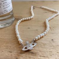 Ruiyi Real 925 стерлинговые серебро женщин роскошные свадебные украшения натуральные пресноводные жемчужины желтухи изысканные планеты кулон ожерелье LJ201009