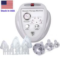 STOCK IN USA NUOVO elenco Elenco Vacuum Massage Terapia Allargazione Pompa di sollevamento del seno Enhancer Massager Busto Tazza del corpo che modella la macchina di bellezza
