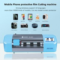 Coagulation Water Mobile Precision Protect Film Protector Laser Phone Membrane SS-890C For Screen Smart LCD Cutting Machine Ddkri