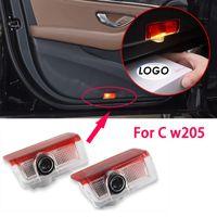 LED carro porta luz projetor logotipo bem-vindo luz forben-z w205 w176 w177 v177 w247 w246 w212 w213 gl x166 m w166