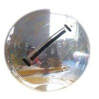 Bola de passeio de água Zorb Hamster Hamster Zorbing Bolas de Bouncer Qualidade Inflável Brinquedos 5FT 7FT 8FT 10FT Entrega Express