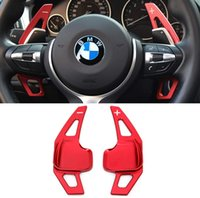 RAD-Paddelschieber (Passt: BMW 2 3 4 X1 X2 X3 X4 x5 X6, F22 F23 F30 F31 F33 F34 F36 F32 F15 F16 F25 F26 F48 F39) -Red