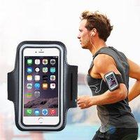 كبيرة الحجم الرياضة حامل الهاتف شارة القضية لسامسونج رياضة الجري الهاتف حقيبة ذراع الفرقة القضية لفون 12 برو ماكس 11 × 7+