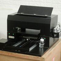 Мобильный телефон оболочки уф принтер, интеллектуальный цифровой прямой впрыск печатная машина, металлическая карта печать 3d рельеф