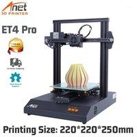 ANET 3D 프린터 ET4 Pro Ultra Silent 인쇄 TMC2208 스테퍼 드라이버, 모든 금속 터치 스크린, 자동 레벨링 모듈 Assembly1