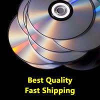 المصنع فارغة الأقراص DVD القرص المنطقة 1 US 2 المملكة المتحدة الإصدار DVDS بسرعة