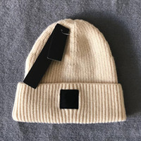 الدافئة قبعة الرجل امرأة الجمجمة قبعات الخريف الشتاء محبوك الصوف قبعة زائد skullies في الهواء الطلق gorros عارضة بونيه تريكو كاب نوعية جيدة