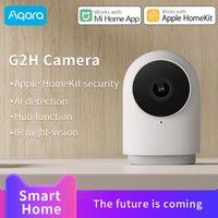 Aqara G2H Version Hub Caméra Zigbee 1080P webcam intelligente support d'Apple HomeKit Xiaomi Accueil App nuit-vision de détection AI.