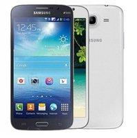 الأصلي مقفلة Samsung Galaxy Mega I9152 GPS 5.8 بوصة ثنائي النواة 1.5GB RAM 8GB ROM 8MP 2 SIM WIFI TouchScreen الهاتف المحمول