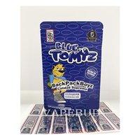 Blue Tomyzbackpack Boyz Runctz Mylar Bolsas 35 bolsas de mylar impresas 420 olor a prueba de la bolsa de ziplock proveedores Embalaje con pegatina de sello de holograma