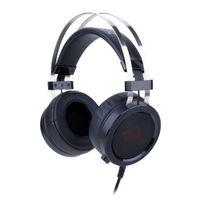 Redragon H901 Scylla Headset مع ميكروفون مدمج سماعة للحد من الضوضاء لكمبيوتر المحمول