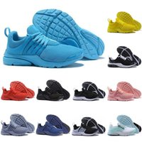 Wholesale Running shoes for men Triple Black White purple Or...