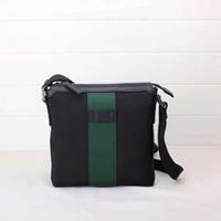Messenger produit de qualité supérieure sac concepteur de sac de luxe pointe artificielle toile petit sac de messager matériel fret gratuit 038
