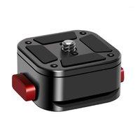 المثبتات المحمولة الإفراج السريع لوحة مع 1 / 4inch برغي slr كاميرا SLR استقرار ترايبود قاعدة ptz bracket1