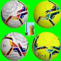 새로운 2020 2021 라 리가 리그 고품질 20 21 축구 공 최종 키예프 PU 사이즈 5 공과 화합물 미끄럼 방지 축구 무료 배송