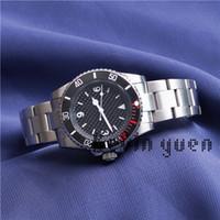 Montre-bracelet pour hommes Montre en acier inoxydable en acier inoxydable 2813 Mouvement automatique Ombrage tissé Montre Reloj Hombre