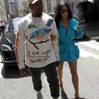 Joggings Hip Hop Femmes Hommes Joggers Sweatpants Pantalons Sweat Streetwear urbain Hommes Kardashian en vrac Casual Pantalons M-2XL