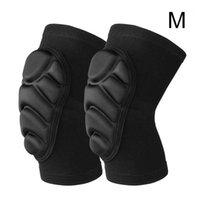 2 pcs Elastic Wasthable Kneepad Knee Protetor Protetor Protetor Pads para Esqui Goleiro Futebol Football Voleibol Extreme Sports1