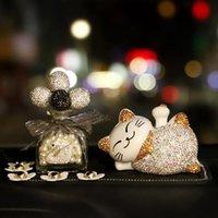 سيارة الماس الشمسية التحضير القطط الراقية بالون عيد الكرتون الطفل كعكة السيارات الديكور الإبداعية اكسسوارات الداخلية اللوازم