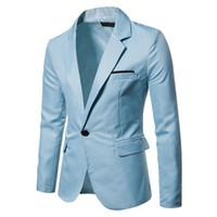 Мужские костюмы Blazers Casual Style Мужчины Топы Blazer Selected Osal Silm Fit Fashion Prom Party Suit Куртка Foviva S001