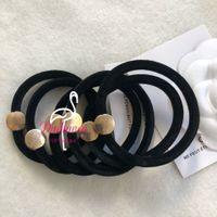 klassisk sammet meterail rund metall graverad 2c elasitc band mode hår slips klassiskt hår rep v presentation tillbehör använder som brace