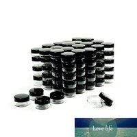 Kapakları Plastik Makyaj Numune Kapları BPA Ücretsiz Pot Kavanozlar 5 Gram Kozmetik Kapları Numune Kavanozlar