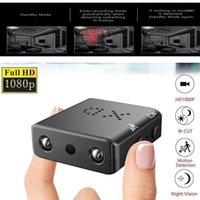 1080P Full HD CAMCORDER XD IR-CUT MINI CÁMARA PEQUEÑA Visión nocturna infrarroja Micro Detección de movimiento DV Mini Video Cámara 1