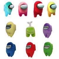 9 Renkler Yumuşak Peluş Oyuncaklar 20 cm Arasında Sıcak Oyun Şekil Plushie Dolması Hayvanlar Bebek Oyuncak Hediye Çocuk Oyuncakları Noel Hediyeleri Için