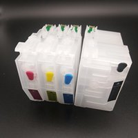 Cartouches d'encre Cartouche rechargeable Vilaxh LC 3211 LC3111 avec puce pour Brother J5330 J5830 J774 J6930 J6730 J5335 J972 J973 J572 J772