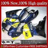 Honda CBR 893RR 900RR CBR893RR 9004 1996 1996 1997 95HC.68 블루 CBR893 CBR900 CBR 900 893 RR CBR900RR 94 95 96 97 페어링