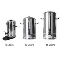 Itop kommerziell 6/10 / 15l kaffeemaschine maschine kaffee kocher mit filterkorb küche kochen kochwerkzeuge1