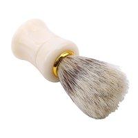 Salon Face Hombre Barba Limpieza de barba Dispositivo de afeitado Herramienta de afeitar Cepillo de Razor Accesorios Peluquero Profesional Peluquero