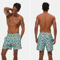Quick Dry Summer Mens swimwear Mens Beach Board Shorts For M...