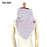 Atkılar Kadın Erkek Tasarımcı Moda Kış Eşarp Yün Pamuk Unisex Renk Çizgili El Yapımı Manteau Femme Hiver1