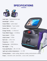 2021 Taibo Beauté Femmes 808nm Doide indolore Laser Permanante Épilation rapide Machine Mini Portable Visage Souffrils Machine d'épilation