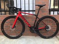 Costelo Rio 3.0 디스크 전체 탄소 섬유 도로 자전거 탄소 완료 자전거 프레임 바퀴 completo Bicicletta BICI Velo Completa1
