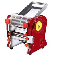 220V Gewerbe und Haushalt mit elektrischen Nudeln Maker Edelstahl Automatische Multi-Nudeln Machine EU / AU / UK / US-Plug1