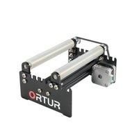 Y-Axis Silindirik Nesneleri için Lazer Gravür Araçları Cansörler OLM / OLM1 / OLM2 Için Ortur Lazer Gravür Kazıma Modülü