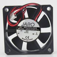 Brandneue Hohe Qualität AD0624UB-D71 DC 24V 0.11A Kühlerluftkühlungsventilator