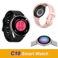 Billig Neue Stil C10 Wasserdichte Smart Watch Armband Relojes Inteligentes Android Smartwatch C10 Smart Armbands mit Einzelhandelspaket