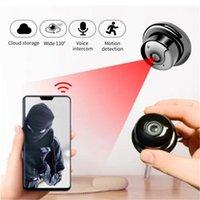 كاميرات الفيديو مصغرة كاميرا واي فاي للرؤية الليلية كاميرا ويب 1080p ميكروفون الجسم كام الرقمية dvr مراقب minicamera videocamara قطرة dv
