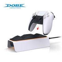 Controlador Dual Carregador para Sony PS5 Wireless Gamepad Joystick Power Cradle Rápido Dock Station para PlayStation 5