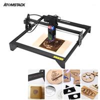 Grabador láser de alta precisión 20W para máquina de corte de grabado de metal DIY Logo Marcar impresora Mini Carver CNC 410 * 400mm Gran área1