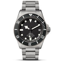 U1 Nowy Top Mężczyźni Automatyczny Zegarek Maszyny 43mm Czarny Niebieski Czerwony Wybieranie Pasek Ze Stali Nierdzewnej Mężczyzna Zegarek Darmowa Wysyłka